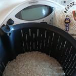 Preparar arroz para sushi casero