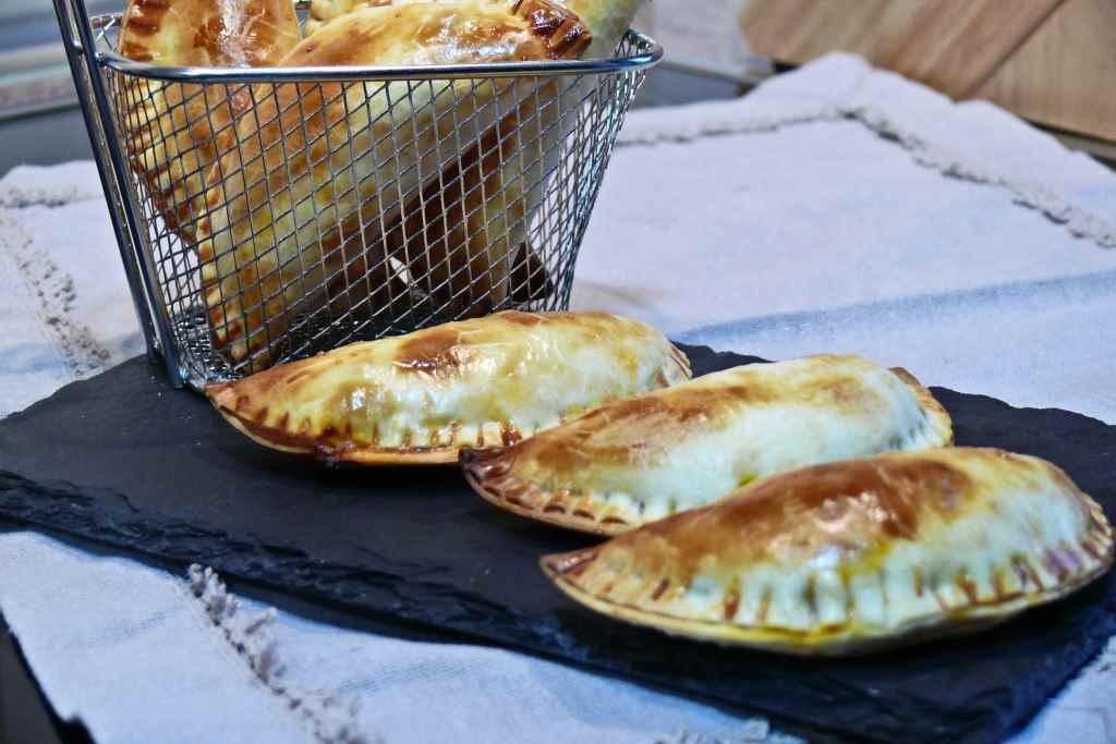 Recetas de empanadillas con thermomix, ideas y consejos