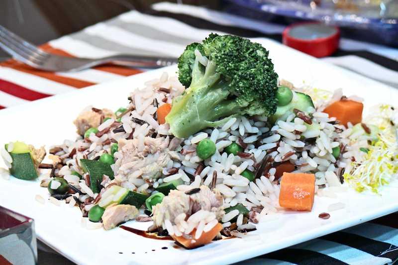 Ensalada de arroz - Donde comprar arroz salvaje ...