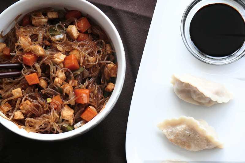Recetas wok verduras cerdo cocinar en casa es for Cocinar wok en casa