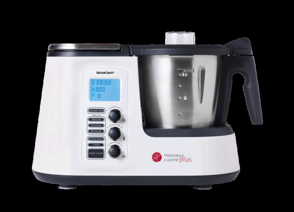 Robot de cocina lidl multicocci n 2016 for Robot de cocina fussioncook