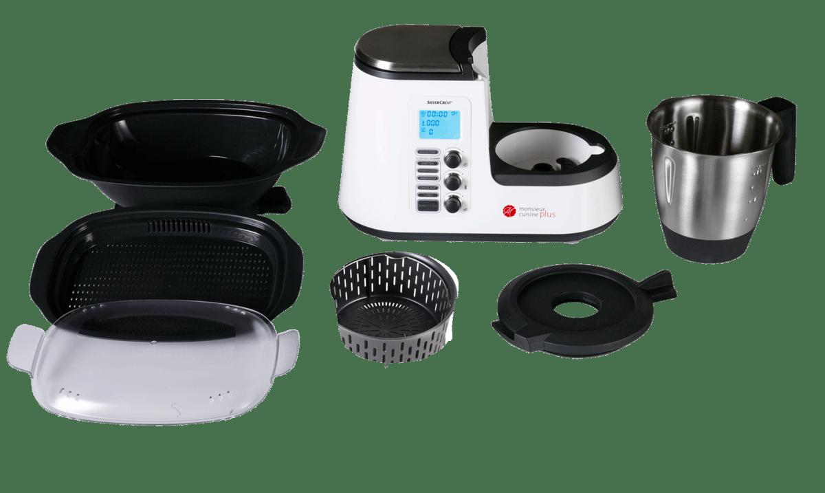 robot de cocina lidl multicocci n 2016