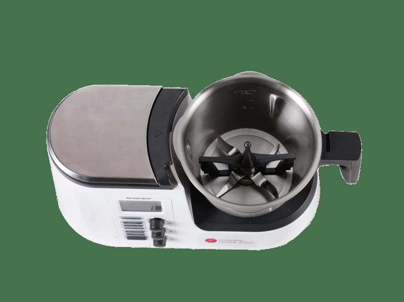 Lidl robot de cocina silvercrest for Robot cocina lidl opiniones